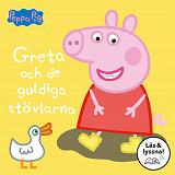 Cover for Greta och de guldiga stövlarna: Läs & lyssna