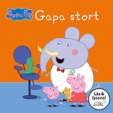 Cover for Gapa stort: Läs & lyssna