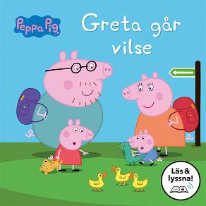Cover for Greta går vilse: Läs & lyssna