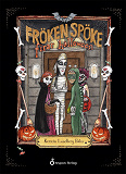 Cover for Fröken Spöke firar Halloween