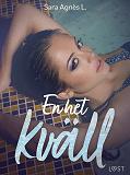 Cover for En het kväll - erotisk novell