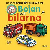 Cover for Bojan och bilarna