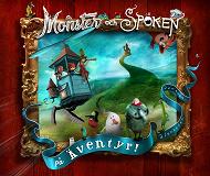 Cover for Monster och spöken på äventyr