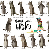 Cover for Våga vara Wesley