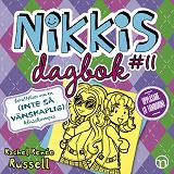 Cover for Nikkis dagbok #11: berättelser om en (inte-så-vänskaplig) klasskompis