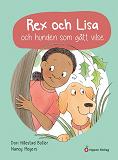 Cover for Rex och Lisa och hunden som gått vilse