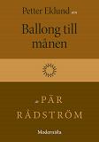Cover for Om Ballong till månen av Pär Rådström