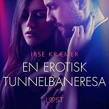Cover for En erotisk tunnelbaneresa - erotisk novell