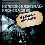 Cover for Batman-rånaren