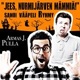 Cover for 'Jees, Nurmijärven mämmiä!' sanoi vääpeli Ryhmy