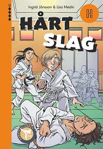 Cover for Hårt slag