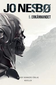 Cover for Erkännandet : Novell i Svartsjukemannen och andra berättelser