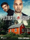 Cover for Peltikattomurha