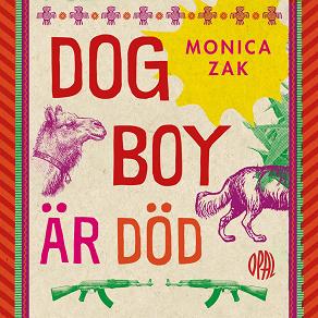 Cover for Dogboy är död