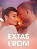 Cover for Extas i Rom – erotiska noveller