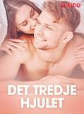 Cover for Det tredje hjulet - erotisk novell