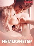 Cover for Hemligheter - erotiska noveller