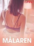 Cover for Målaren - erotiska noveller