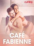 Cover for Café Fabienne – erotisk novell