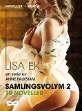Cover for Lisa Ek Samlingsvolym 2, 10 noveller