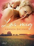 Cover for Läs mig - erotisk novell