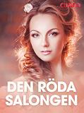 Cover for Den röda salongen – erotisk novell