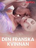 Cover for Den franska kvinnan – erotisk novell