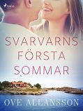 Cover for Svarvarns första sommar