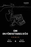 Cover for Om en författares död