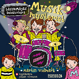 Cover for Musikmysteriet