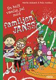 Cover for En helt vanlig jul med familjen Jansson