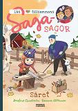 Cover for Sagasagor Läsa tillsammans. Såret