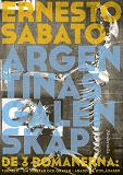 Cover for Argentinas galenskap: De tre romanerna