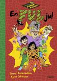 Cover for Lisbet och Sambakungen. En ful jul