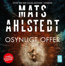 Cover for Osynligt offer