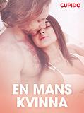 Cover for En mans kvinna - erotiska noveller