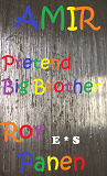 Cover for AMIR Pretend Big Brother (English / Swedish)