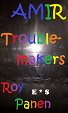 Cover for AMIR Troublemakers (English / Swedish)