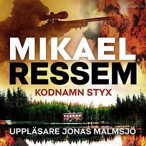 Cover for Kodnamn Styx
