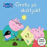 Cover for Greta på skattjakt (Läs & lyssna)