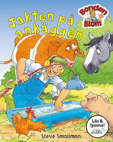 Cover for Jakten på ankäggen (Läs & lyssna)