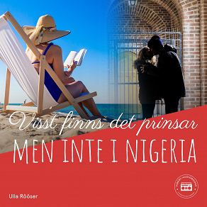 Cover for Visst finns det prinsar, men inte i Nigeria