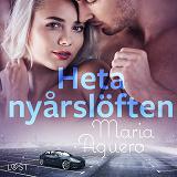 Cover for Heta nyårslöften - erotisk novell