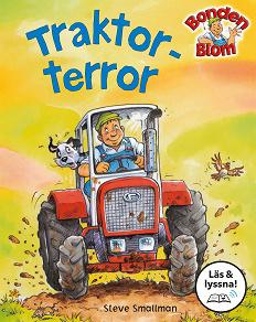 Cover for Traktorterror (Läs & lyssna)