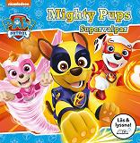 Cover for Mighty Pups - Supervalpar (Läs & lyssna)