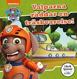 Cover for Valparna räddar en träskvarelse (Läs & lyssna)