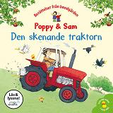 Cover for Den skenande traktorn (Läs & lyssna)