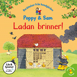 Cover for Ladan brinner! (Läs & lyssna)