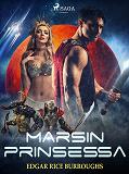 Cover for Marsin prinsessa