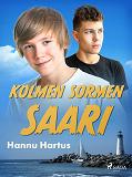 Cover for Kolmen sormen saari